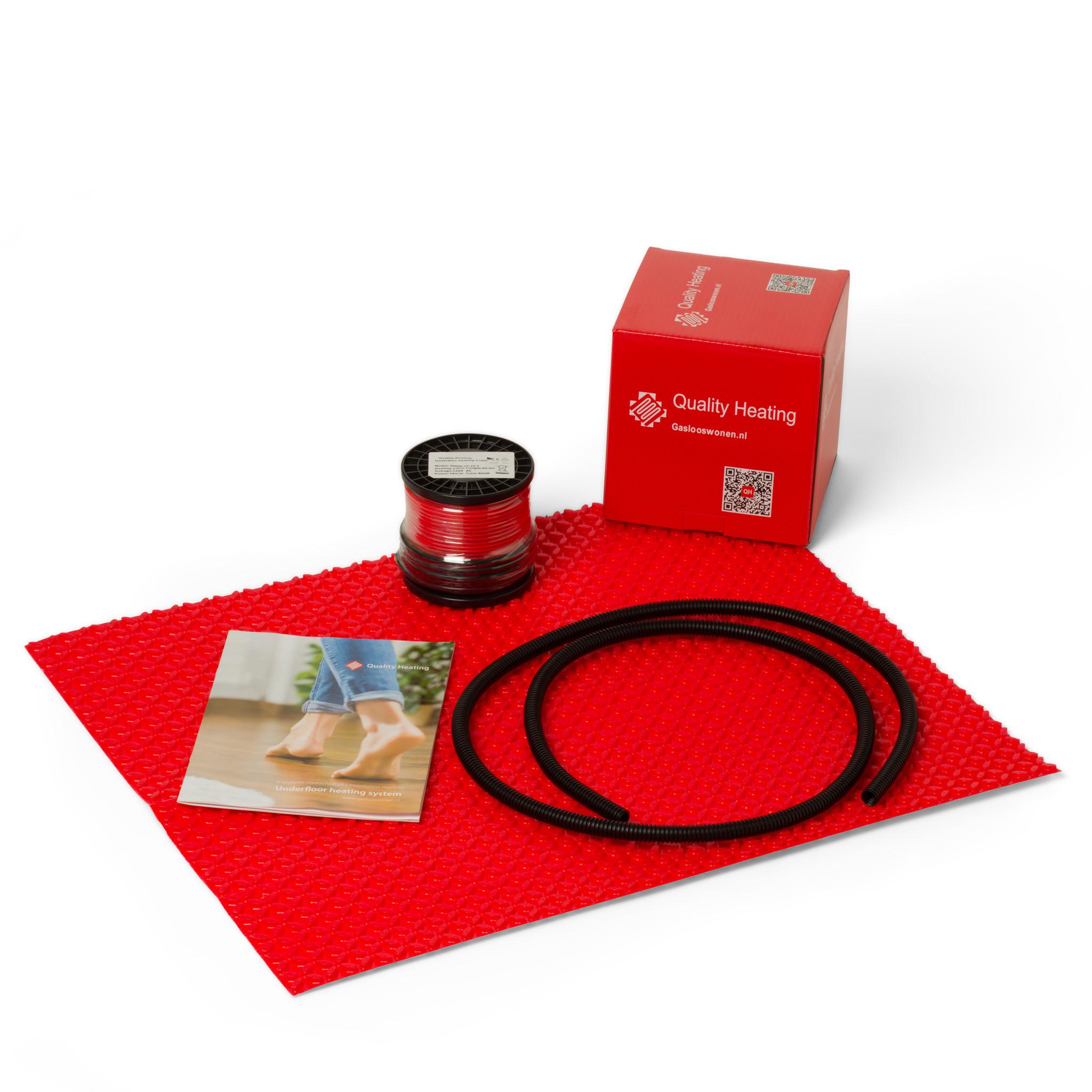 vloerverwarming cable