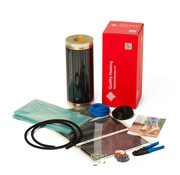 Quality Heating 80Watt m² folie zonder thermostaat