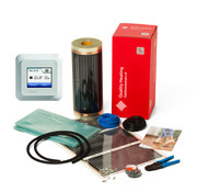 Quality Heating 80Watt m² folie set OCD5  busch jaeger of jung