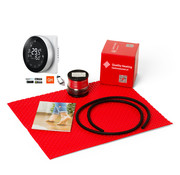 Quality Heating 80Watt m² DCM-PRO set Wifi design PRF-80
