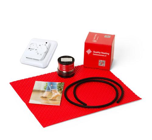 Quality Heating 80Watt m² DCM-PRO eenvoudige manual