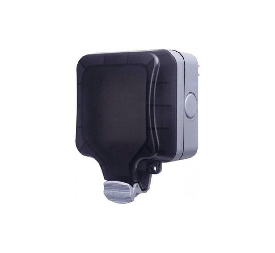 Buiten stopcontact wifi 16A Google Home & Amazon Alexa  IP66