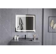 Bella Mirror Spiegel 70 x 120 cm frameloos, inbouw led verlichting en anti condens