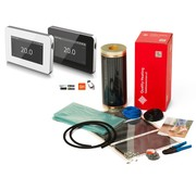 Quality Heating 100Watt m² folie set Wifi design V1
