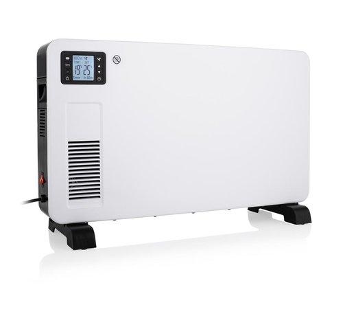 Quality Heating Easy comfort 2000Watt Wifi convector elektrische kachel wand en vrijstaand Quality Heating