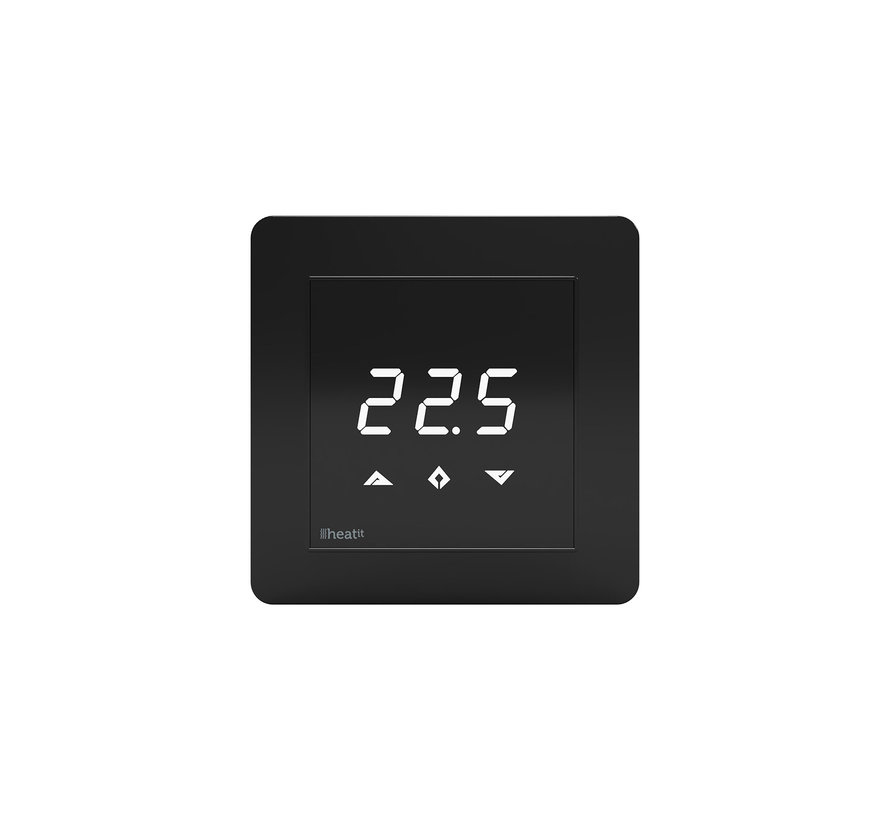 Z-Wave domotica thermostaat Heat-it TRM3