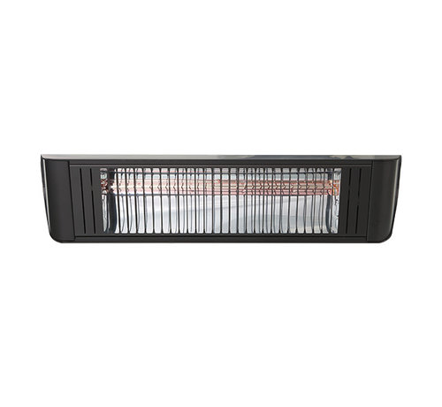 Quality Heating Infrarood terrasheater Amber low glare instelbaar 2000Watt