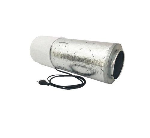Complete ventilator Demper set
