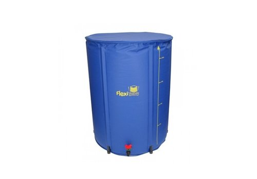 FlexiTank Opvouwbaar 225L Watervat