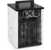 Trotec Trotec TDS 10 Elektrische Kachel 2kW inclusief thermostaat 230 volt