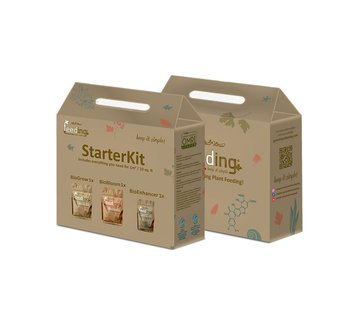 Green House Feeding Starter Kit (Bio Feeding)