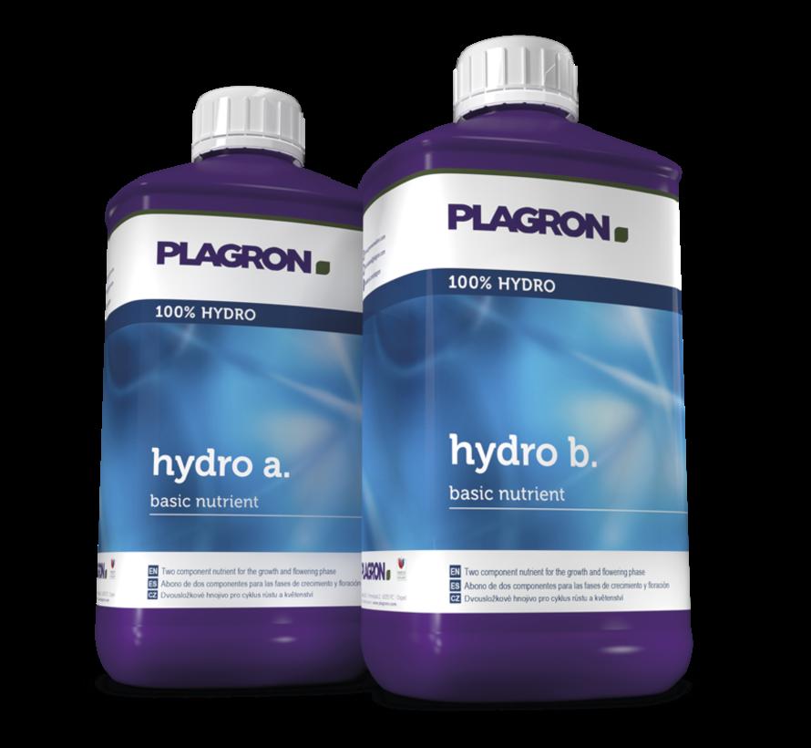 Complete Hydro kweek Starter Set