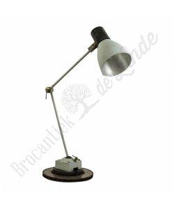 "Tafellamp ""Silver python"""