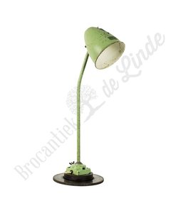 "Monteurslamp ""Green Cobra"""