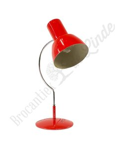 "Bureaulamp ""red swan"""