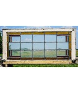 47 x 95 cm - Glas in lood raam No. 49