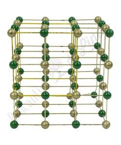 Moleculair model No. 4