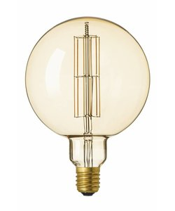 Calex G200 XXL LED Globe lamp E40 Gold