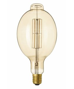 Calex Colosseum XXL LED lamp E40 Gold