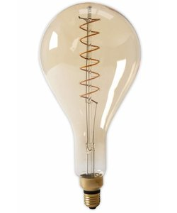 Calex A160 XXL LED Splash lamp E27 Gold