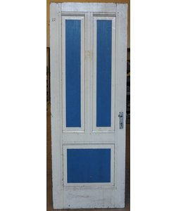214 x 78 cm - Paneel deur No. 22