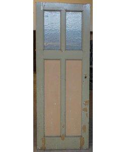 211,5 x 77,5 cm - Paneel deur No. 26