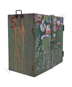 Industrieel dressoir 'Punk'