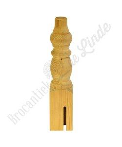 Lange houten poot No. 3