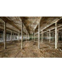 "Urbex Art ""Textile Factory"""