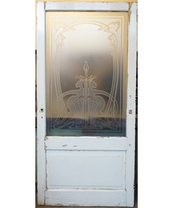 205 x 98 cm - Paneel deur No. 69