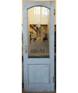 219 x 73,5 cm - Paneel deur No. 70