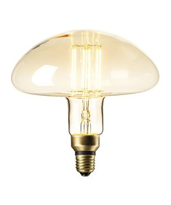 Calex Calgary LED lamp Gold