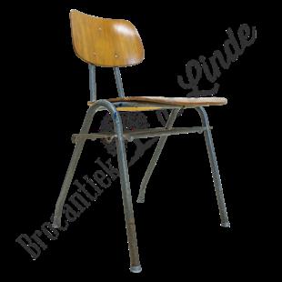 Vintage schoolstoel 'Opava'