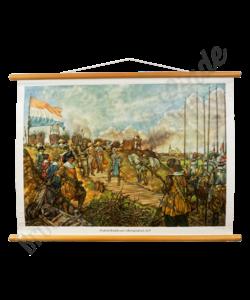 """Historische schoolplaat """"Frederik Hendrik"""""""