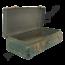 Vintage koffer 'Donker groen'