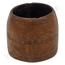 Vintage houten vaas No. 5