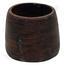 Vintage houten vaas No. 7