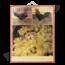 Zoölogische schoolplaat 'Kippen'