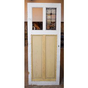 211 x 82 cm - Paneel deur No. 126