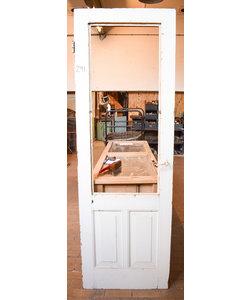218 x 72,5 cm - Paneel deur No. 141