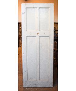 212,5 x 78 cm - Paneel deuren No. 158