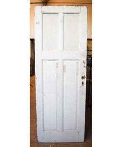 212 x 77 cm - Paneel deur No. 170