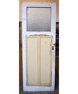 211 x 78 cm - Paneel deur no. 247