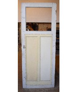 213 x 82 cm - Paneel deur No. 250