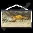 Zoölogische schoolplaat (vos)