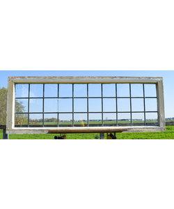 56 x 157,5 cm - Glas in lood raam No. 227