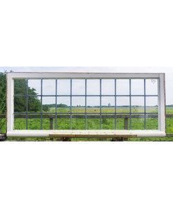 60 x 146,5 cm - Glas in lood raam No. 291