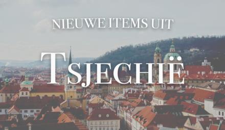Een blik op onze nieuwe vintage vondsten uit Tsjechië!