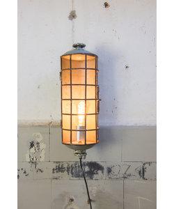 Stoere wandlamp/hanglamp