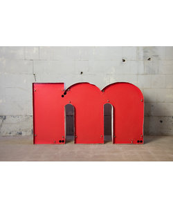 Grote letter M